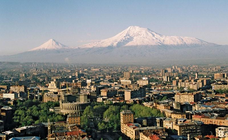 Geography of Armenia