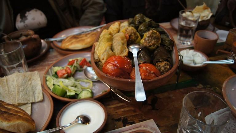 Unique Armenian Cuisine